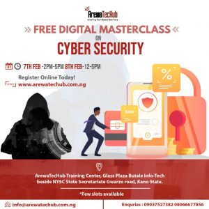 ArewaTecHub Free Digital Masterclass 2